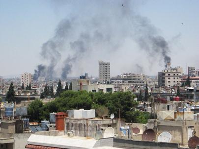 09 June 2012 Homs, Syria