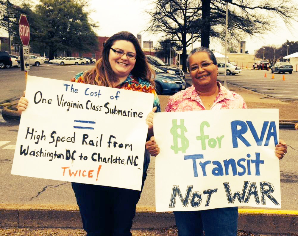 Richmond, VA GDAMS action
