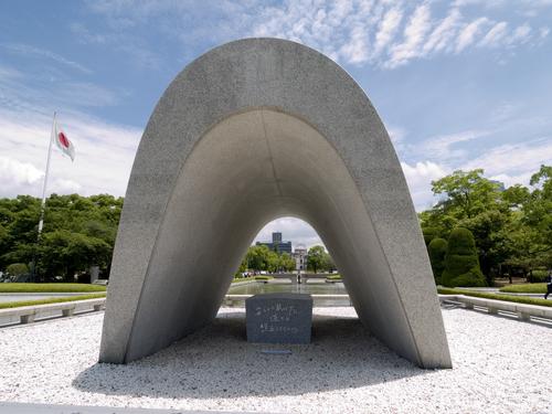 Hiroshima-travel-guide-Peace-Memorial-Park